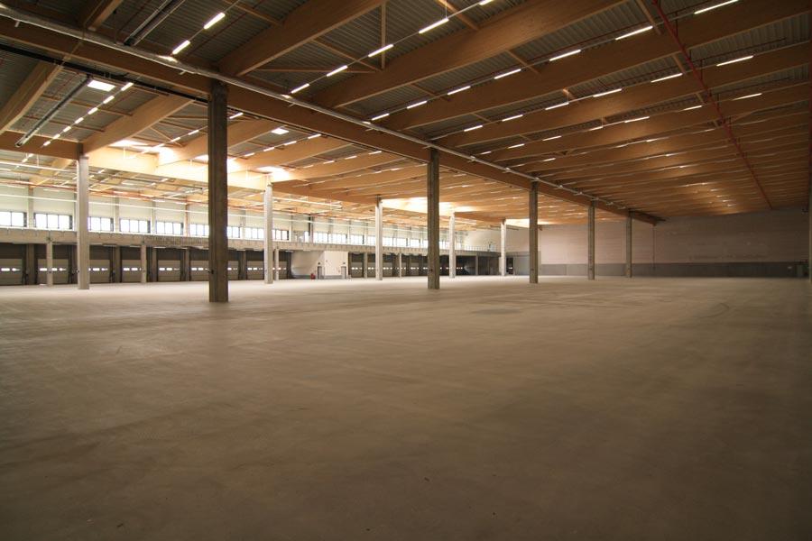 Speditionshalle in München
