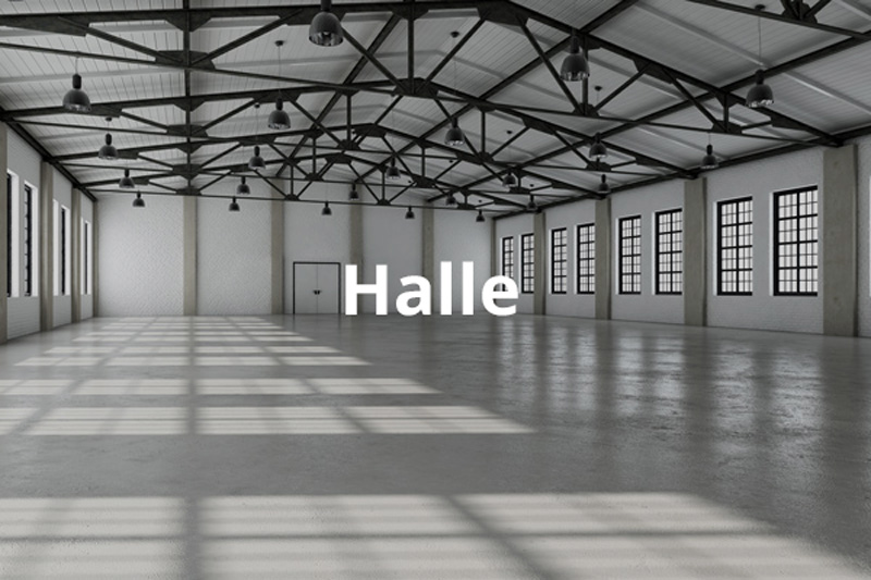 Halle München