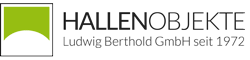 Hallenobjekte München Logo