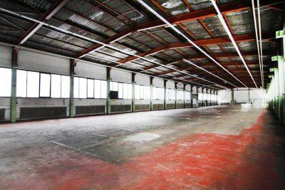Industrie Halle München