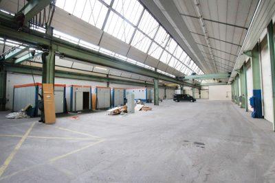 Produktionshalle München