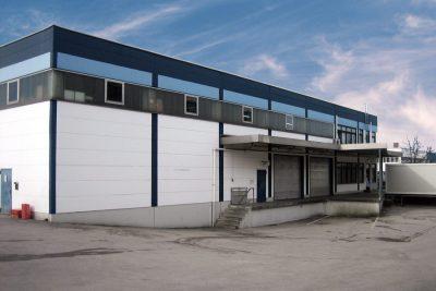 Hallenflächen München Ost