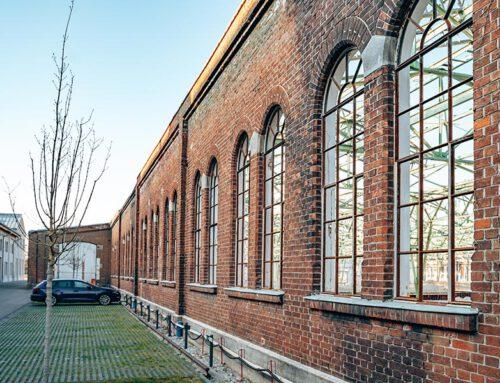 Werkhalle Stadtgebiet München
