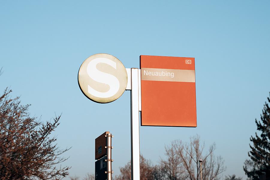 Neuaubing S-Bahn