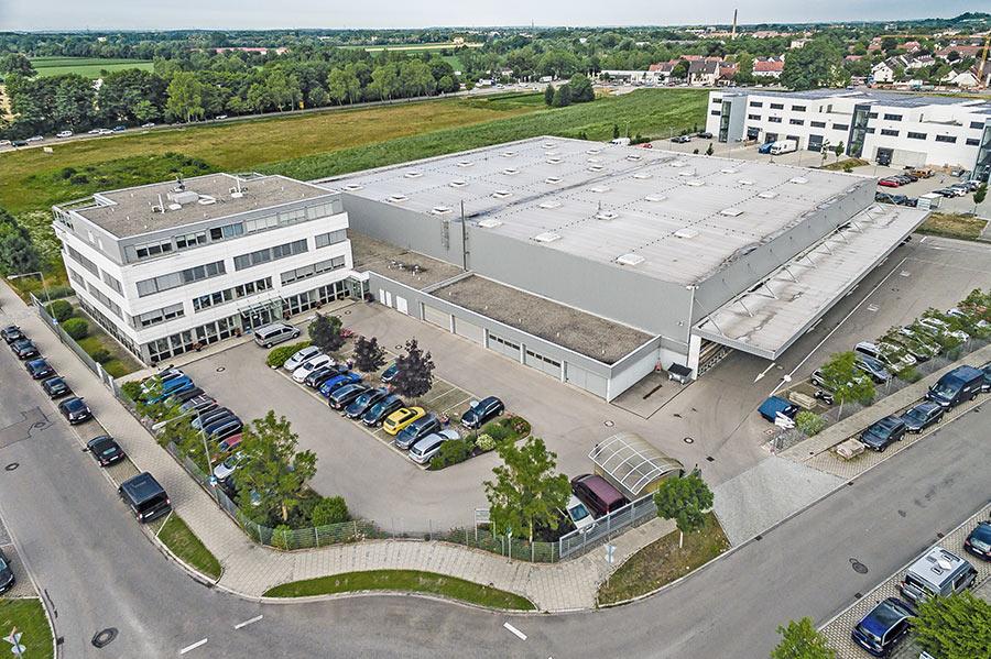 Gewerbeimmobilie München Nord-West